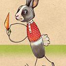 Carrot by busymockingbird