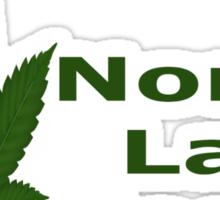 0175 I Love North Las Vegas Sticker
