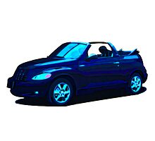 2005 Chrysler PT Cruiser convertible by boogeyman