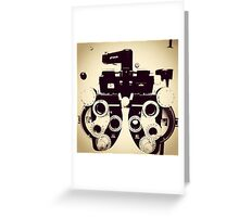 One...or Two Greeting Card