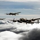 Lancaster Squadron by James Biggadike