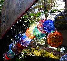 Memories - Blown Glass by Tony Wilder