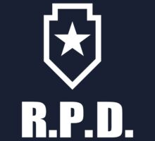 Leon Kennedy Uniform -  R.P.D + Logo by cocolima