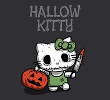 Hallow Kitty by Angela Byrne