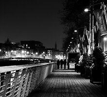 Dublin, River Liffey by LisaTphoto