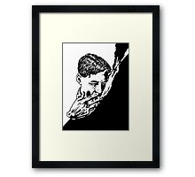 Three In the Morning Framed Print