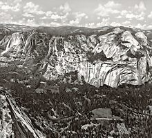 Yosemite Glacier Point by GregorDyer