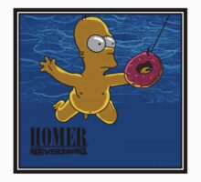 Homer Nevermind by billycorgan84