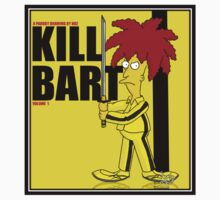 Sideshow Bob Kill Bill by billycorgan84