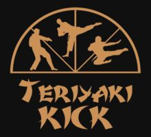Teriyaki Kick by QuestionSleepZz