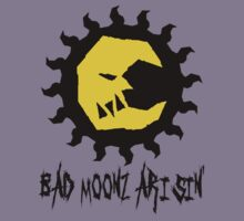 Bad Moonz Badge-Arising by xyzdude0