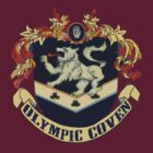 Olympic Coven Shield Full Color by SMDdesigns