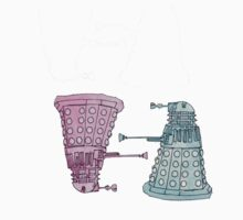 Dalek Love by Shod-Tee