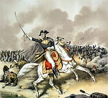 Andrew Jackson At The Battle Of New Orleans by warishellstore