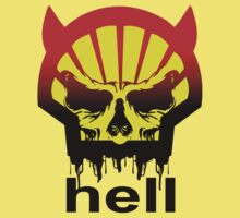 S/HELL - Evil Corporation by mlike1