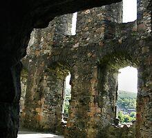 Balvenie Castle by hans p olsen