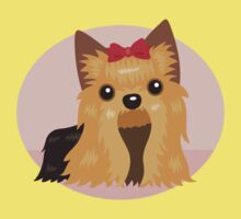 Yorkshire Terrier Kids Clothes