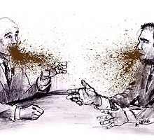 Political Debate by maentis