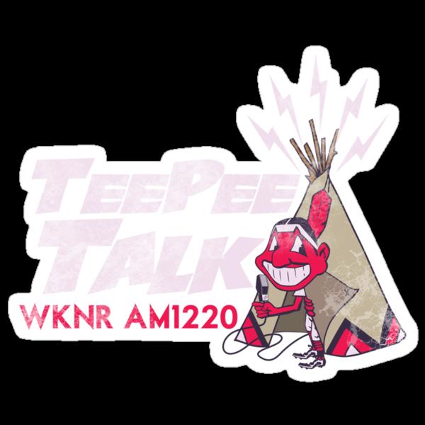 Tee Pee Talk by ironsightdesign