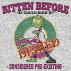 Zombies Against Obamacare - Healthcare Reform - Political Satire - Conservative - Defund Obamacare by redstategirl