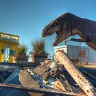 Seaside Funtown Dino by ROBbub