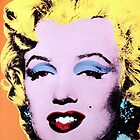 Marilyn Monroe Sexy Pop Art by PhuniPhone