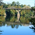 Wetumpka in Autumn by Denise N Young