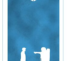 Doctor who Minimalist Poster - Series 6 by MrSaxon