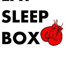 Eat Sleep Box by kwg2200