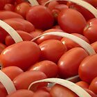 Tomatoes by Paraplu Photography