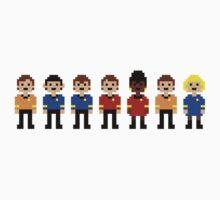 Original Cast Pixels Kids Clothes