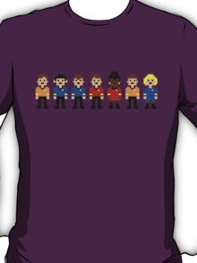 Original Cast Pixels T-Shirt