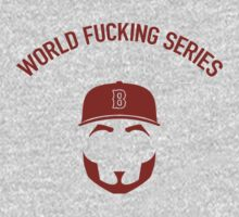 Bosox World Series  by typeo