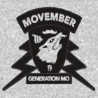 MOVEMBER  by BennH