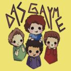 DasGayme Kawaii Shirt! by Madwatcher
