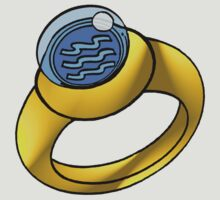 Planeteer Ring - Wind - Large image by DGArt