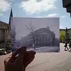 Birmingham & Midland Institute / Central Library, Chamberlain Square, c1960s by Tim Cornbill
