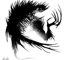 Demon Shadow by Austen Mengler