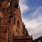 Church of Freiburg by Noelle Loberg