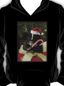 Merry Christmas Skunk T-Shirt