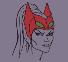 She-Ra Princess of Power - Catra  by DGArt