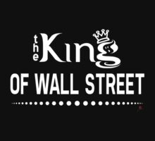 The King Of Wall Street [White] by voGue