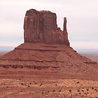Monument Valley by mark bilham