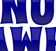 Nu Yawka Sticker