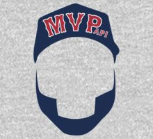 Red Sox - 2013 MVP Big Papi MVPapi! by xnmex