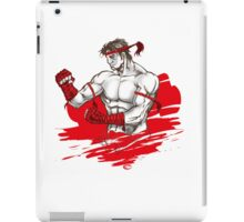 Muay Thai : Born to Fight iPad Case/Skin