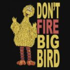 Don't Fire Big Bird by boobs4victory