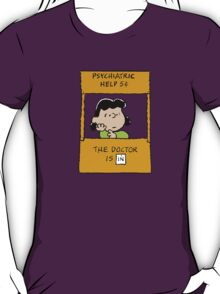 Lucy - The doctor is in T-Shirt