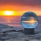 A Beautiful Day - Sculpture By The Sea - Tamarama - NSW - Australia by Bryan Freeman
