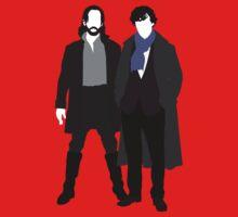Ichabod Crane and Sherlock Holmes (BBC Version) Kids Clothes